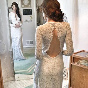 Dresses & Skirts - SEXY & SOFT & COMFY Wedding/Rehearsal Dress!